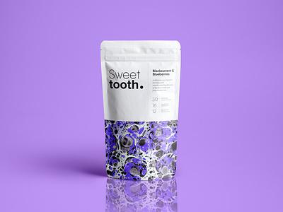S W E E T  /  T O O T H  /  V2 abstract packagingpro package packaging design packaging mockup typography sweet type sweets sweet tooth food