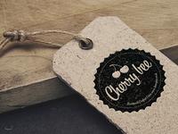 Cherrybee Logo Tag