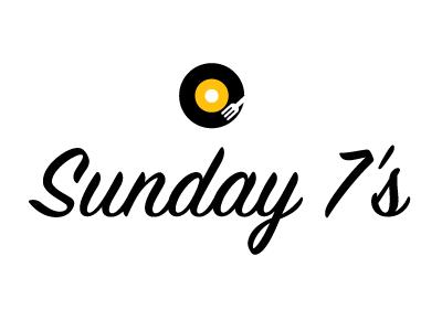 Sunday 7s Initial Draft vinyl inch seven 7s sunday