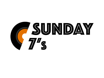 Sunday 7s Second Draft vinyl inch seven 7s sunday
