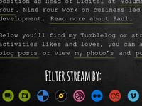 Paulcripps.Com Re Design 2
