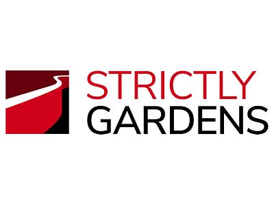 Strictly Gardens - Landscape Gardner Logo brand logo