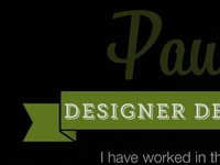 Personal site refresh for 2013