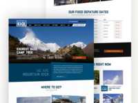Mountainkick - Travel Homepage