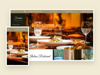 Finedine - Restaurant & Cafe WordPress Theme