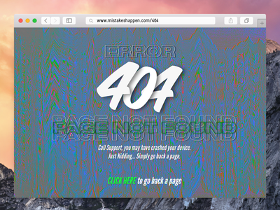 404 Call Support. ux design ios invision blue macos invision studio invisionstudio ui  ux uidesign ui weekly warm up weekly warm-up weeklywarmup 404 error 404 page 404