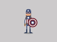 Civil War - Captain America