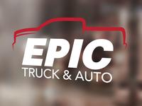 Epic Truck & Auto Logo