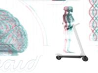 scooters, brains, skeletons & 3d imaging