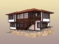 White Stone Village Koprivshtica