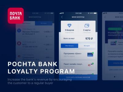 Loyalty Program For Banking App