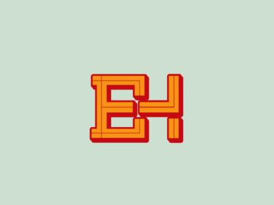 EH Logo Design