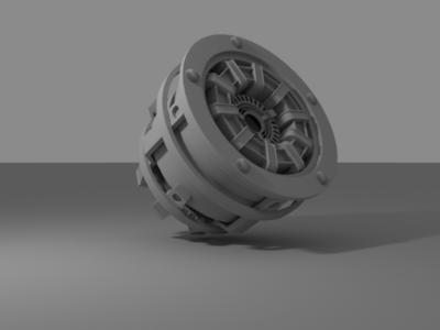 ARC REACTOR 3dmodeling 3dmodel ironman