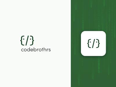 Logo - Codebrothrs redesign brand identity branding logo design logo
