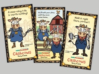 MIDFLORIDA Cashcows Bookmarks
