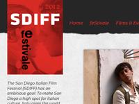 SDIFF Logo