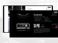 Avantgarde Acoustic XA PRE Amplifier