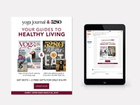 YogaJournal + 5280 Magazine Subscription Offer