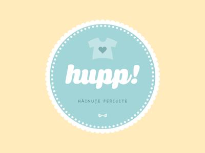 hupp! logo