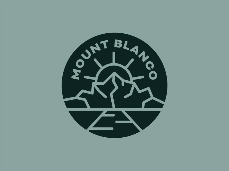 Mount Blanco Logo
