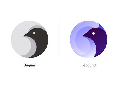 Bird Logo Rebound