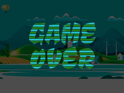 Gameover Design