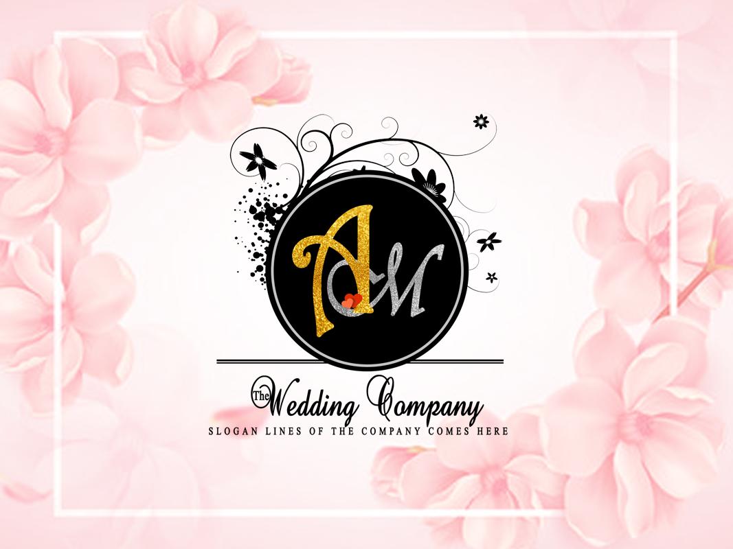 Wedding Logo design logo adobe illustrator