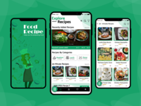 food recipe application