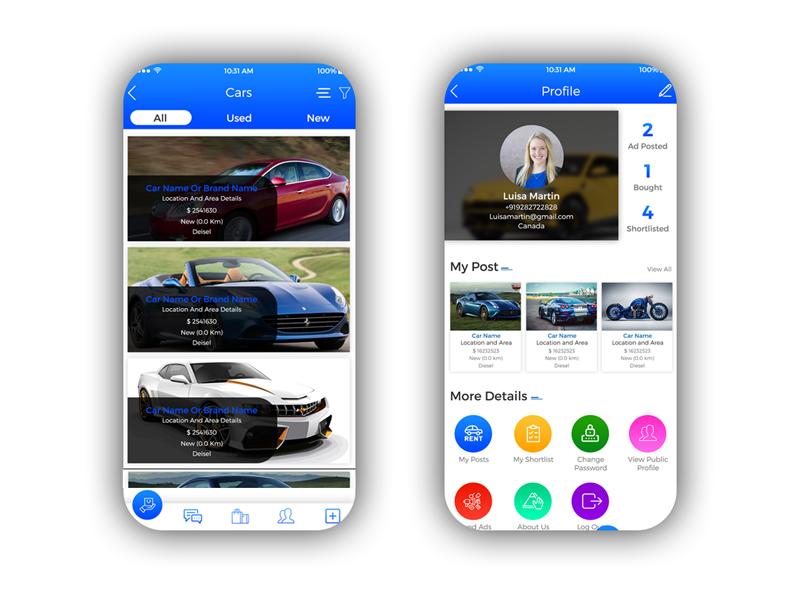 Car Buy Sell.B ux ui app design adobe illustrator adobe photoshop
