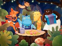 森林party