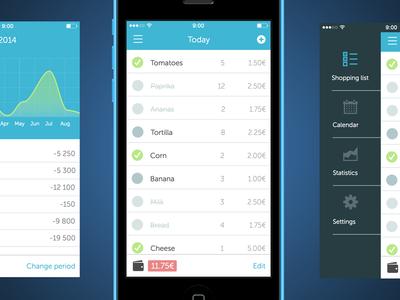 Shopping App [More screens]