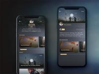 Video Channel UI