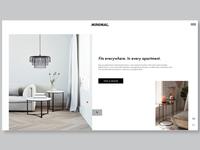 Minimal Tables Webs & Ui/Ux Design