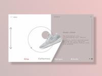 Nike Roshe Two Web & Ui/Ux Design.