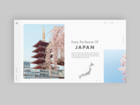 Japan Web & Ui/Ux design