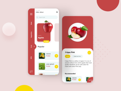 Grocery Delivery App-Online Store