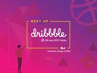 Dribbble Meetup Noida