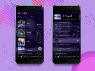 Daily 009 Music Player
