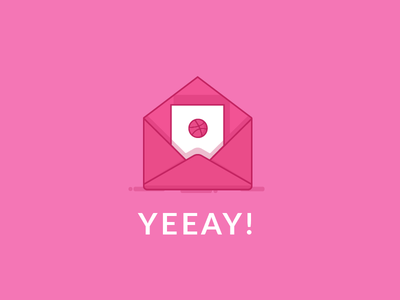 Hello dribbble! shot hello debuts intro firstshot first