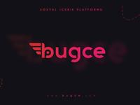 Bugce Logo Design