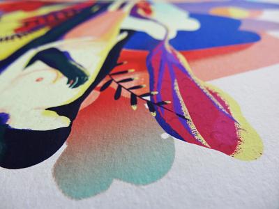 Old Age poésie wacom tablet graphic  design graphic arts flat design illustration digital digitalart graphism design art matière illustrator pastel graphic texture dessin maison bernie photoshop illustration graphisme