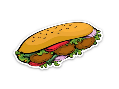 falafel illustration ui uidesign ux