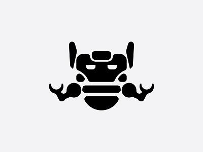 ROBOT mecha robots robot illustration mascot branding vector brand symbol icon design logo