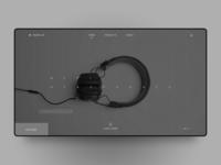 Headphone Home Page