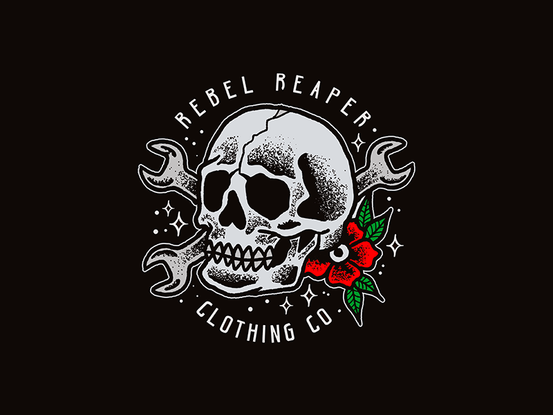 e087e77641c Rebel Reaper Clothing Co. by Tucca Costa