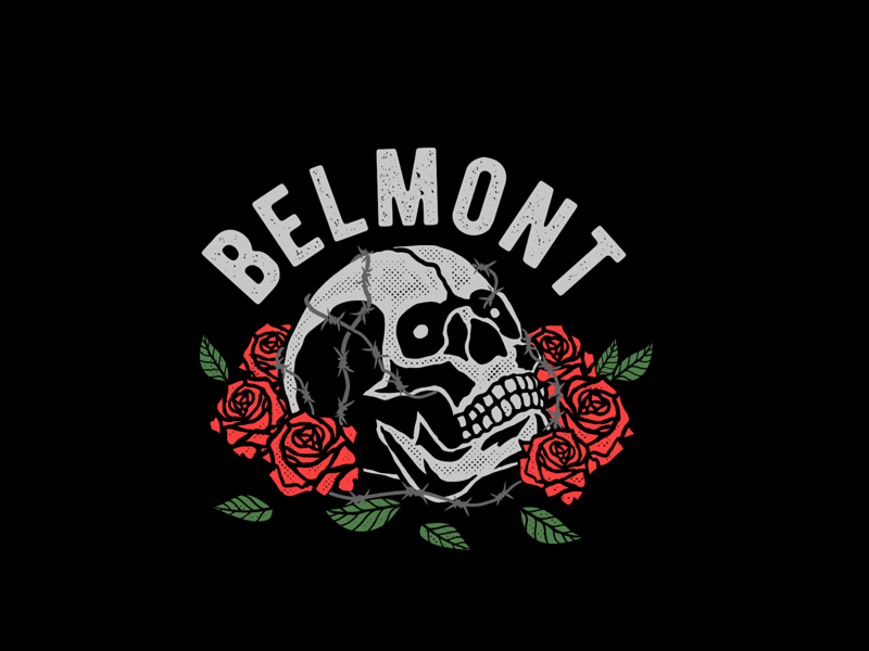 Belmont By Tucca Costa On Dribbble