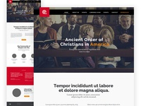 Fraternal Organization Website