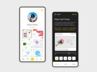 Portfolio Album- Mobile App