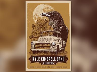 Kyle Kimbrell Poster