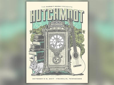 Hutchmoot Event Poster